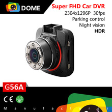 2'' LCD Super FullHD G56A Car Camera Video Recorder GPS Dashcam Car Registrator