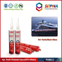 Front and Rear Window Installation Auto Glass Sealer