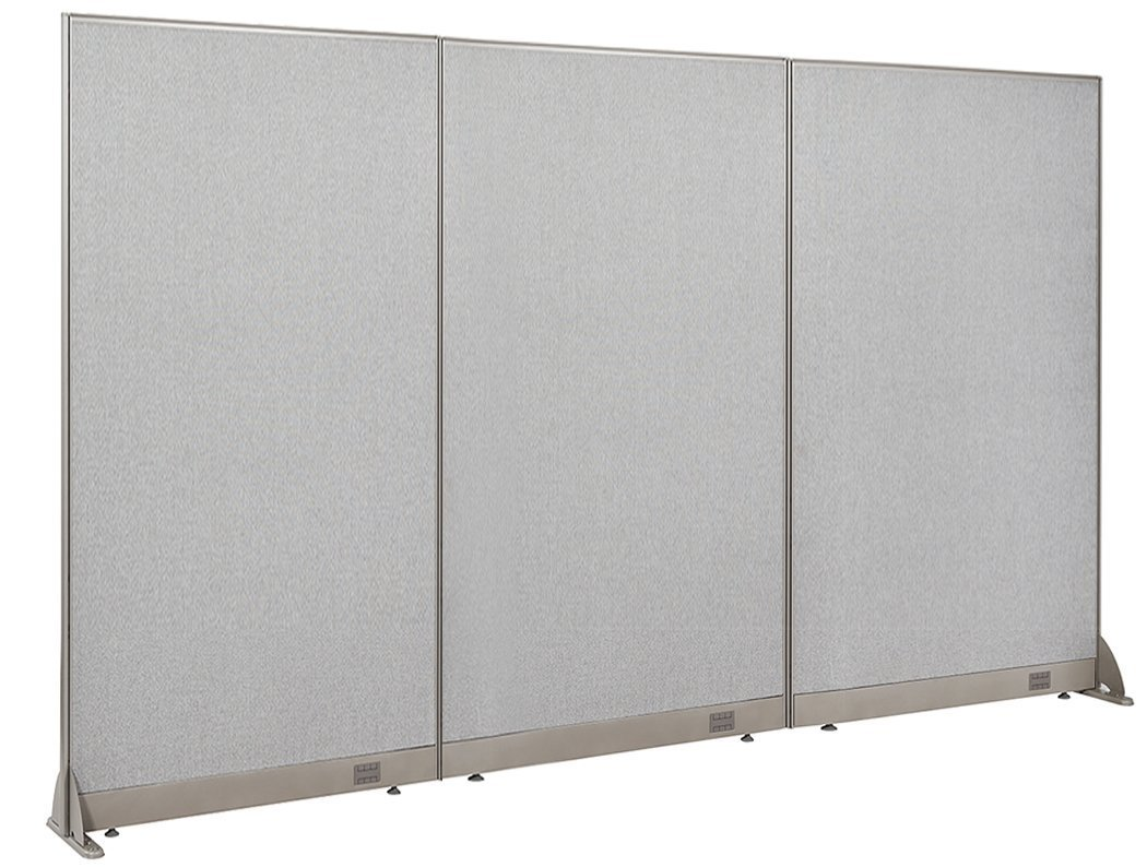 office devider. Get Quotations · GOF Office Freestanding Partition 108W X 72H / Divider (108W 72H) Devider L