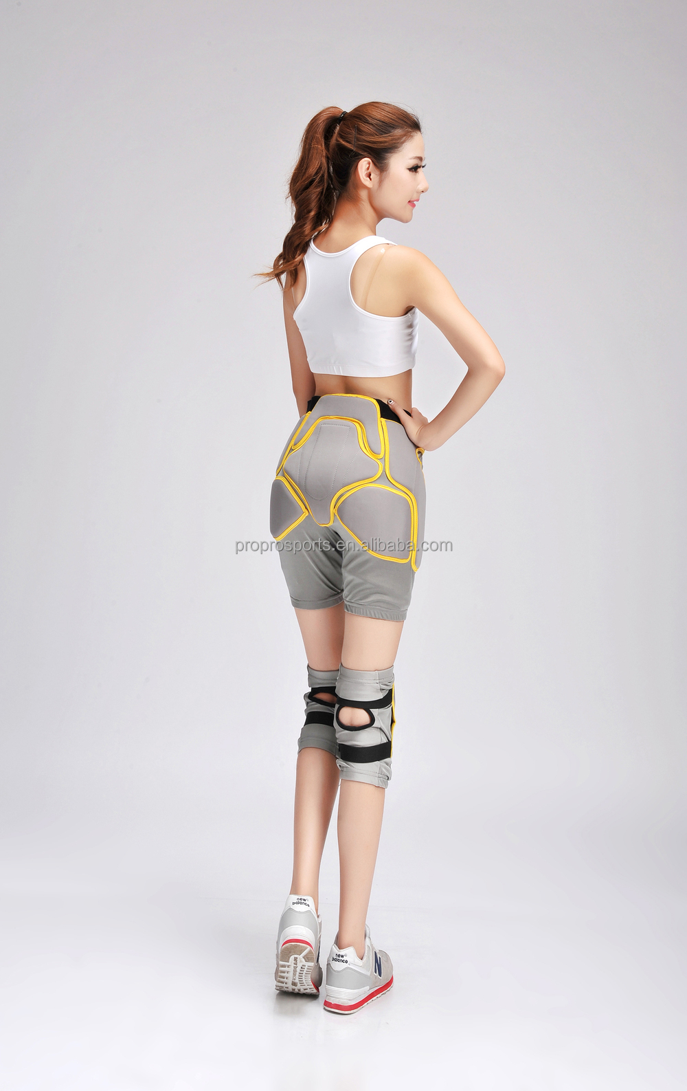 Wholesale&retail Fashional Ice Skating Hip Pads For Women,Skiing ...