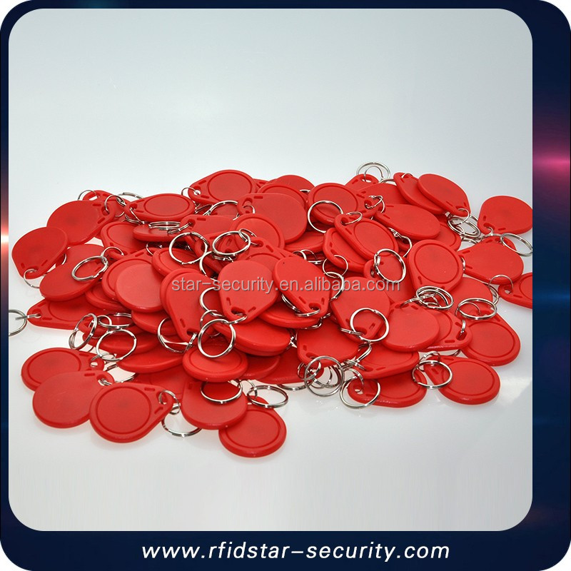 Best Selling Amazon 125 Khz Abs Rfid Key Tags For Access Control ...