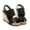 beautiful ladies wedge shoes fashion women shoes in stock cheap wholesale footwear PM3574