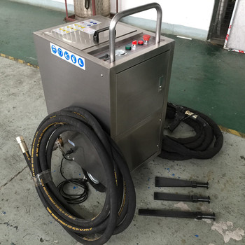 Industrial dry ice blasting clean machine/ Dry ice cleaner