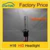 slim canbus hid xenon ballast HID headlight for car 6000lm