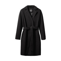 2017 Ttop quality hot selling Double Layers long ladies' wind coat fashion ladies long trench coats
