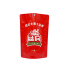 Custom Printed Food Packaging Stand Up Pouch Plastic Bag Aluminum Foil Packaging for Snack