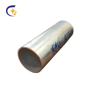 Guangzhou color anodized hollow large diameter aluminum pipe