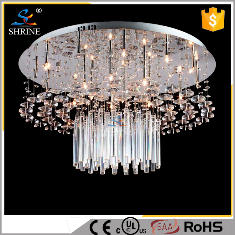 Crystal chandelier round crystal chandelier round suppliers and manufacturers at alibaba com