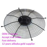 condenser fan guard FG-18/ round fan guard with powder coating