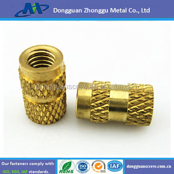 China Manufacture Thru Threaded Types Itb And Itc Insert Nut