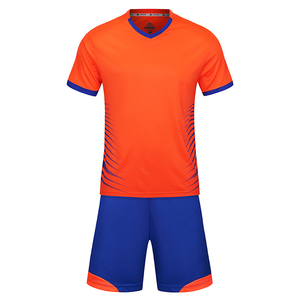 72dd46b40 New football soccer shirts design your own custom high quality soccer jersey  with collar