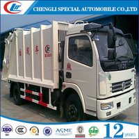 DF 6000L 8000L 10000L compactor garbage truck on sale