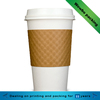 custom Food Grade cheap paper cup with cup holder wholesale