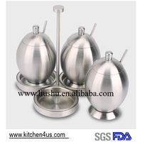 304 stainless steel seasoning container canisters wholesale