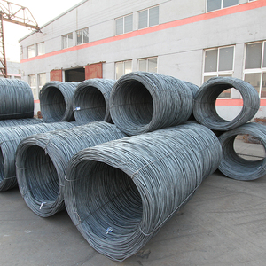 Pc steel strand wire rope used in concrete hollow core