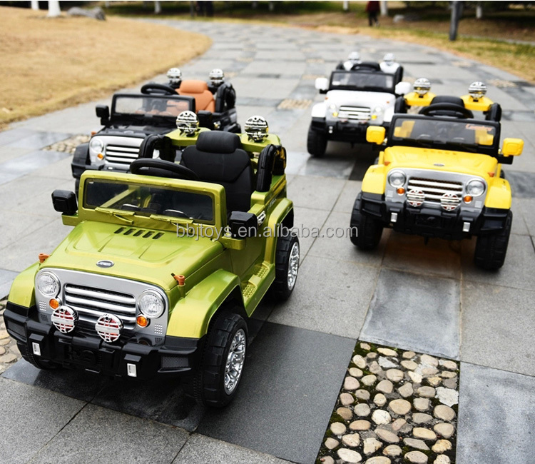 jeep toy car for childrencheap kids rc toy car jeep2 seater battery