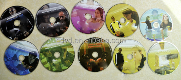 DVD DVDs DVD SCHIJF DISK Replicatie
