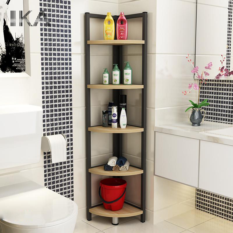 Free Standing Bathroom Storage Corner
