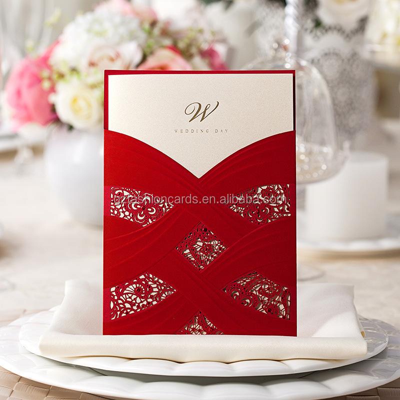 Custom Personalized Tamil Design Handmade Wedding Cards - Buy ...
