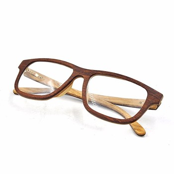 wooden spectacle frameoptical glasses layer wood eyeglasses