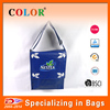 Reusable adjustable promotional polypropylene shoudler bag