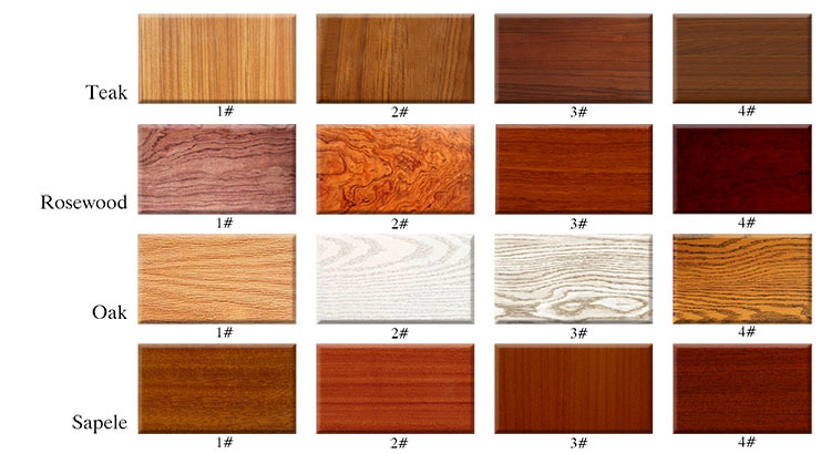 Wood Color 750-1