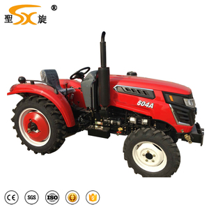 50hp 4wd Farm Tractor with 4 cylinders engine