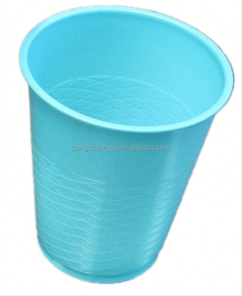 pet pp ps plastic water cup