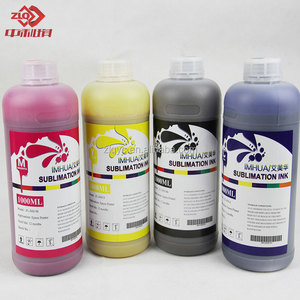Sublimation Inkjet Printer Digital Textile Printing Sublimation Ink In 100ml /500ml /1L Volume