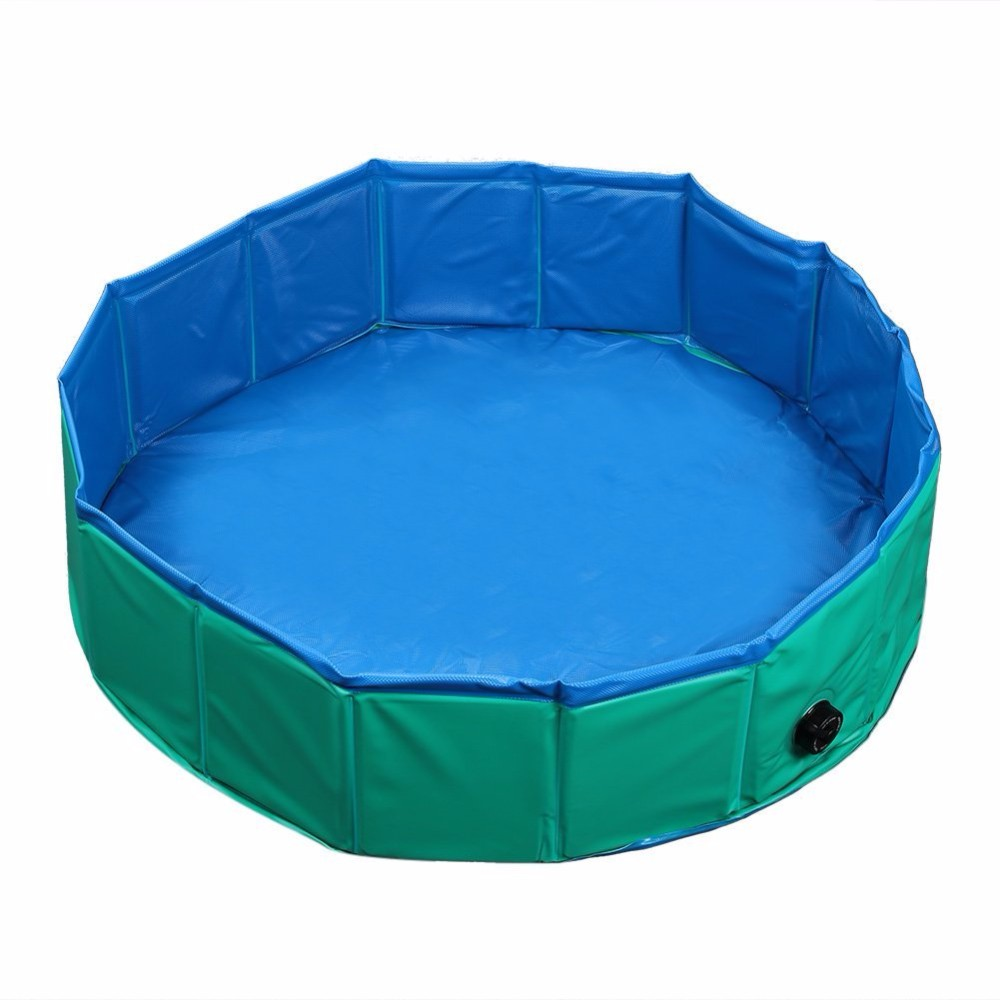durable folding loving pet use inflatable dog bath tube pool buy dog bath tub inflatable dog. Black Bedroom Furniture Sets. Home Design Ideas