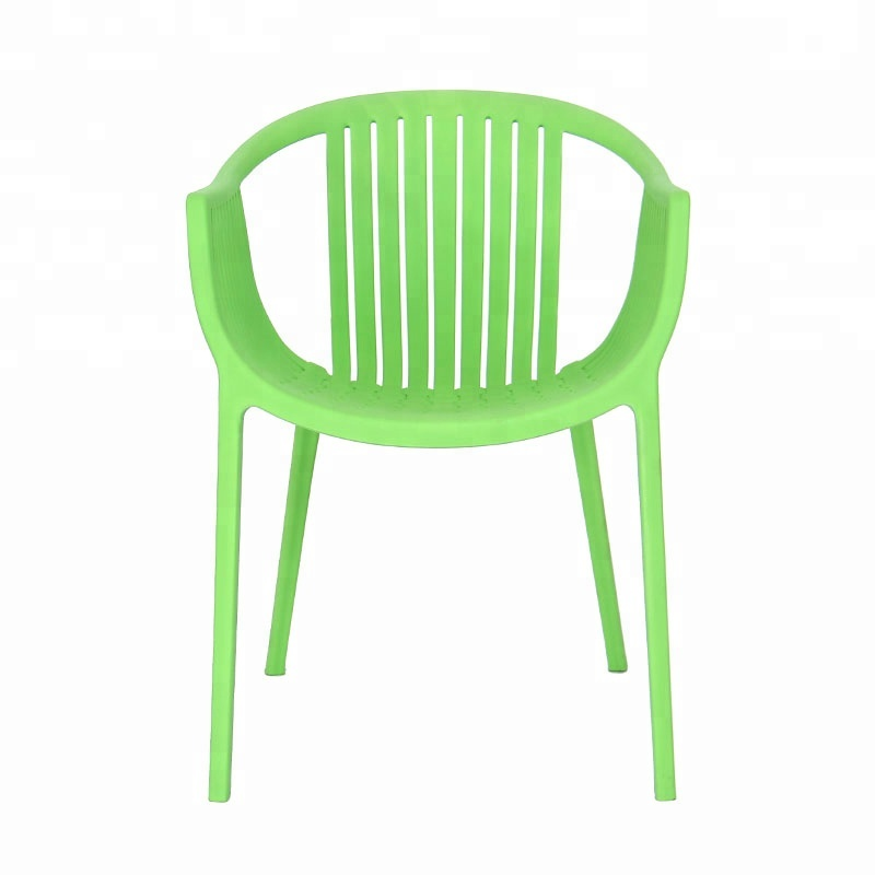 Plastic Stackable Outdoor Chairs Full Pp Garden Stacking