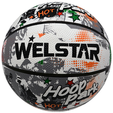 welstar cheap rubber basketball in all sizes