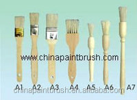 small tin containers brush