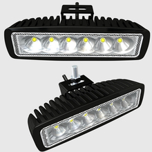 18w offroad led work light off road driving light car wheel lights off road work lamp led offroad orsam spotlight