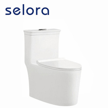 hot sale China sanitary ware bathroom one piece antique style water closet toilet