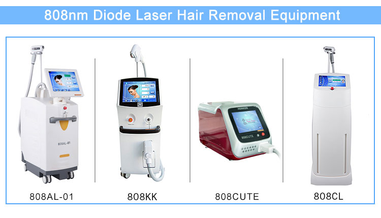 High Quality Diode Laser 755 808 1064 Hair Removal Machine for Sale