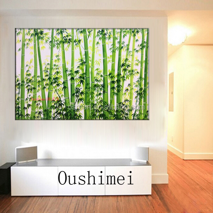 Hand Painted Abstract African Women Painting Brush Oil Paintings ...
