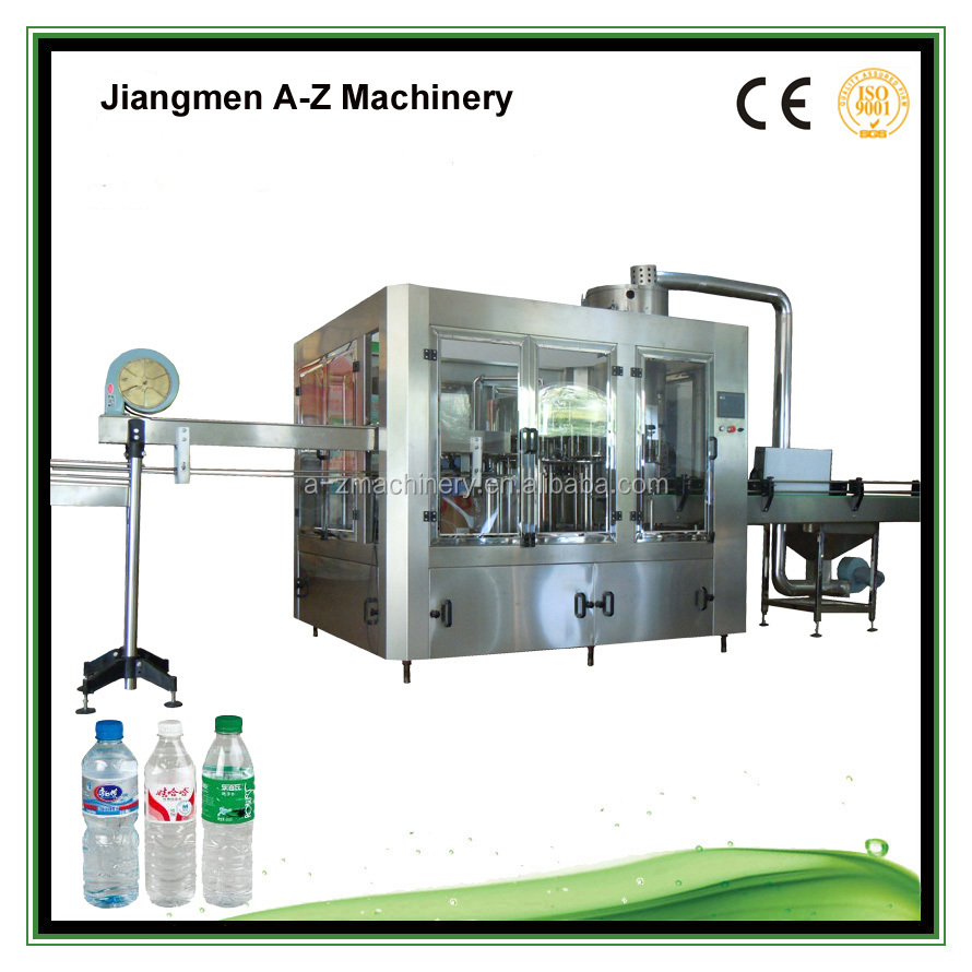 High Quality A to Z Mineral Water Bottling Plant With Factory Sale Cost For Small Investment Project from A-Z Machinery