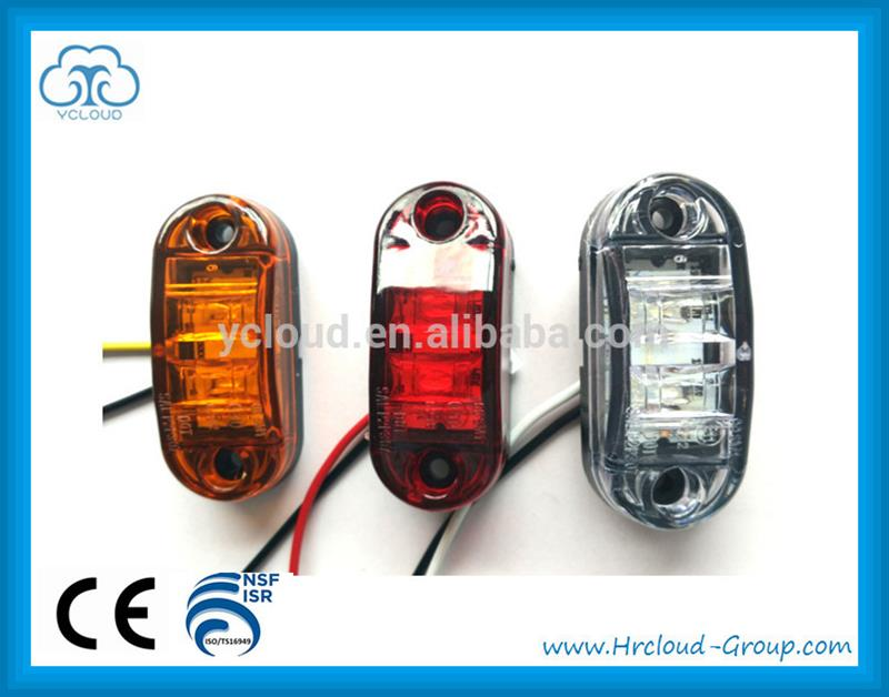 warm white car led rock light with high quality ZC-C-005