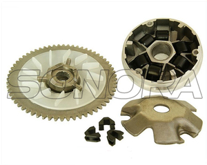 Kymco People, Agility RS, Filly, Dink, Grand Di,SUPER8 50CC 2T Motorcycle Variator Front Drive Pulley