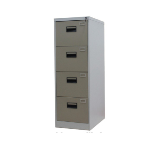 Lockable white metal 4 drawer file cabinet/hot sale four drawer lateral steel filing cabinets