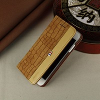 Classical Style PU Leather Cell Phone Cover for iphone 7