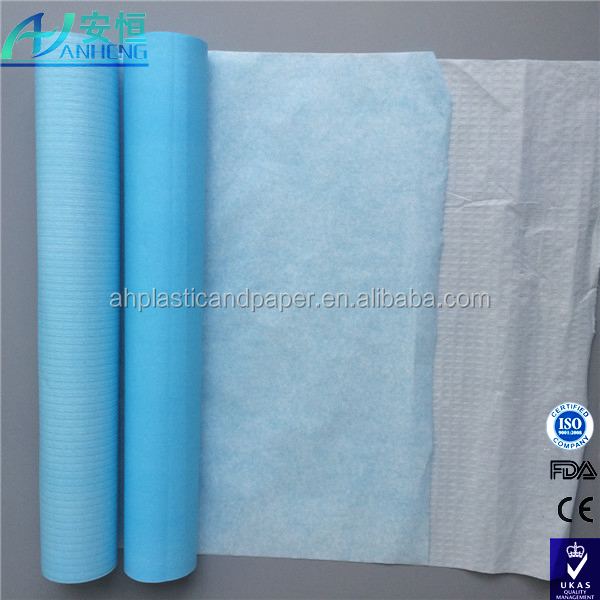 Disposable Bed Sheets Canada: Anheng Brand Disposable Bed Sheet Roll/medical/hygiene