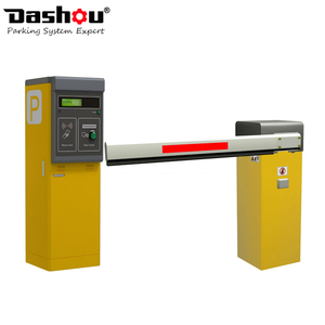 Profit-Yielding Customizable Auto Parking Facility with Card Dispenser