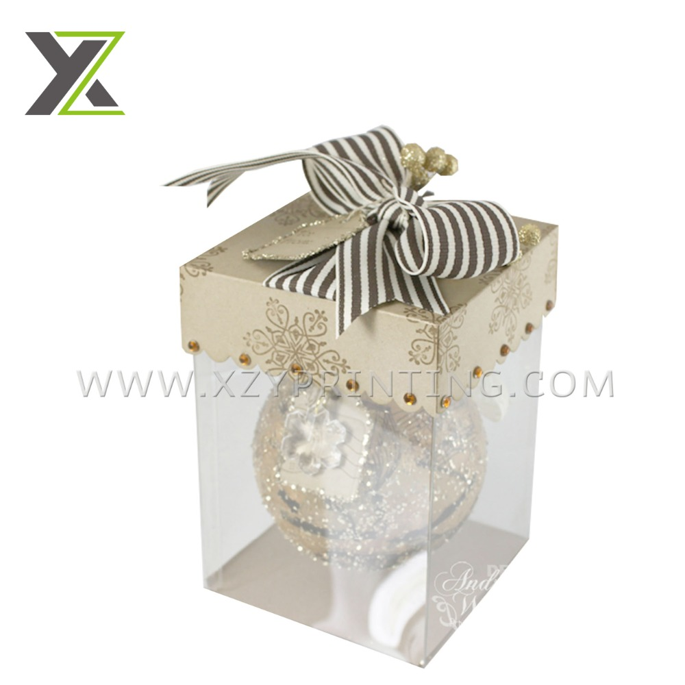 Clear Top Gift Box, Clear Top Gift Box Suppliers and Manufacturers ...