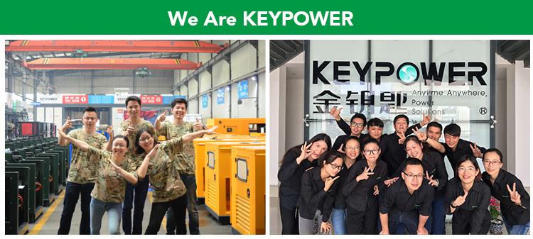 KEYPOWER 125KVA โหลดอุปนัยสำหรับเครื่องกำเนิดไฟฟ้าโหลดทดสอบการทดสอบแหล่งจ่ายไฟ