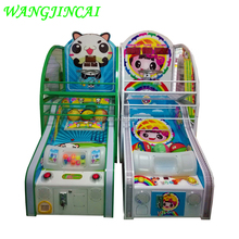 Muntsysteem shooting hoops verlossing <span class=keywords><strong>machine</strong></span> kids cartoon <span class=keywords><strong>basketbal</strong></span> sport <span class=keywords><strong>arcade</strong></span> games machines