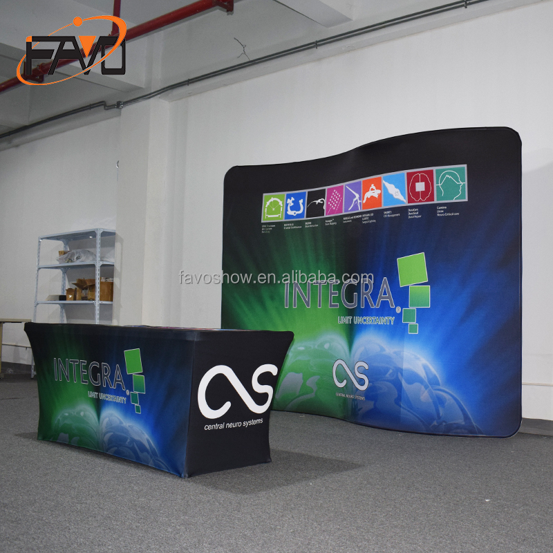 Expo Stand Backdrop : Aluminium stand trade show expo lcd tv tension backdrop and portable