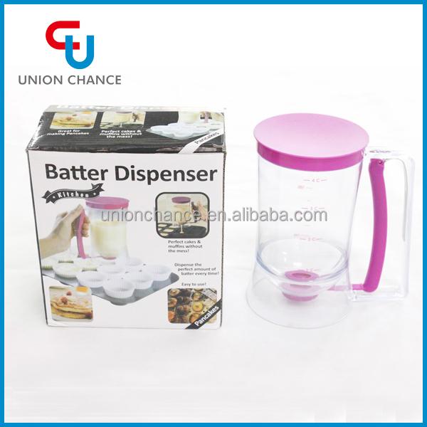 plastic pancake batter dispenser plastic pancake batter dispenser suppliers and at alibabacom - Batter Dispenser