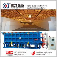 Xuelong Brand ! EPS block molding machine for construction